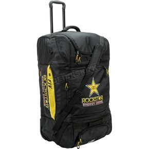 Black/Yellow Rockstar Roller Grande Bag - 28-5223