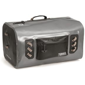 Gray/Black 35L Dry Duffle Bag - 5171