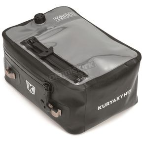 Gray/Black 7L Dry Tank Bag - 5172