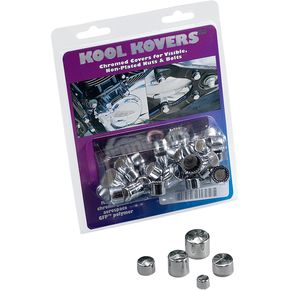 MC Enterprises Kool Kover No. 6 Allen Head Bolt Covers - 1500-6