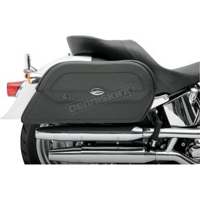 Throw-Over Cruisn Slant Saddlebags - 3501-0308