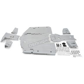 Alloy Full Skid Plate and Front/Rear A-Arm Guard Kit - 2444.6897.1