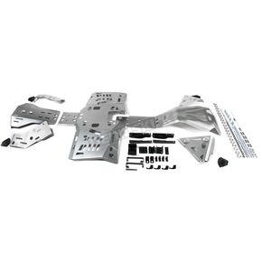 Alloy Full Skid Plate and Front/Rear A-Arm Guard Kit - 2444.7239.1