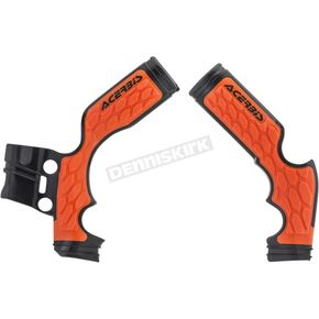 Black/Red X-Grip Frame Guard - 2688761018