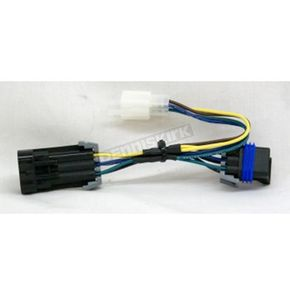 Six-Pin Plug-N-Play Motorcycle Trailer Wiring Sub-Harness - VCC007-49