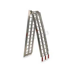Folding Curved Aluminum Ramp - AR07 EACH