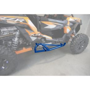 Blue RZR 2-Seater Nerf Bars - 0530-1425