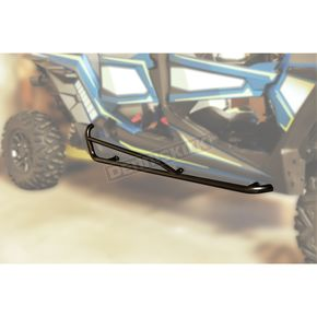 Black RZR 4-Seater  Nerf Bars - 0530-1427