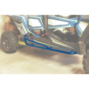 Blue RZR 4-Seater Nerf Bars - 0530-1428