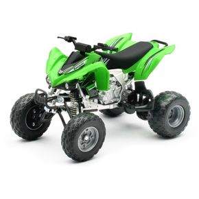 Kawasaki KFX450R 1:12 Scale Die-Cast ATV Model - 57503