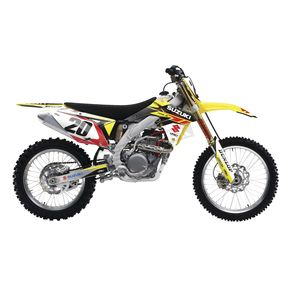 Factory Effex Suzuki FX EVO 13 Series Graphics Kit - 19-01424