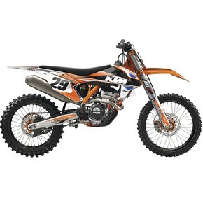 Factory Effex KTM FX EVO 13 Series Graphics Kit - 19-01512