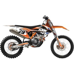 Factory Effex KTM FX EVO 13 Series Graphics Kit - 19-01530