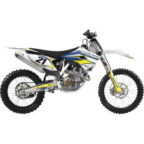 Factory Effex Husqvarna FX EVO 13 Series Graphics Kit - 19-01610