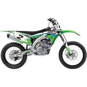 Factory Effex Kawasaki FX EVO 13 Series Graphics Kit - 19-01134