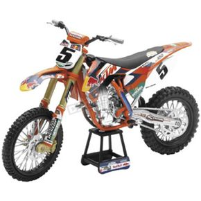 New Ray Toys Redbull KTM Ryan Dungey 1:10 Scale Die Cast Model - 57633S