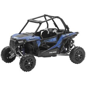 Polaris RZR XP1000 Blue 1:18 Scale Die-Cast Model - 57593B