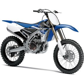 New Ray Toys 2015 Yamaha YZ450F 1:6 Scale Die-Cast Model - 49443