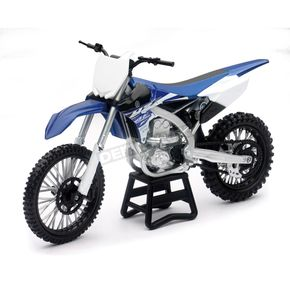 New Ray Toys 2015 Yamaha YZ450F 1:12 Scale Die-Cast Model - 57703