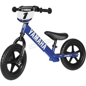 Strider Kids Blue 12 in. Yamaha Sport Balance Bicycle - ST-SC4-YAM-BL