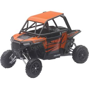 Orange Polaris RZR 1000XP UTV 1:18 Scale Die Cast Model - 57823