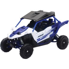 Blue Yamaha YXZ 1000R UTV 1:18 Scale Die Cast Model - 57813A