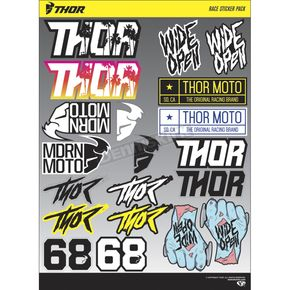 Thor Race Sticker Pack - 4320-2026