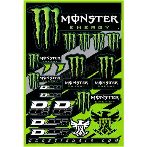 Monster Decal Sheet - 40-90-102