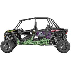 Grave Digger UTV Graphic Kit - 20-60-103
