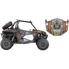 MAX-D UTV Graphic Kit - 20-60-104