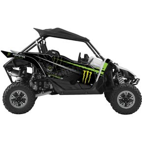 Monster Energy UTV Graphic Kit - 20-50-001