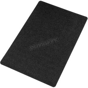 Black Rubberized Grip Tape Sheet - 40-80-099