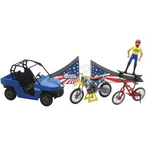 Nitro Circus Play Set Die-Cast Model - 67685