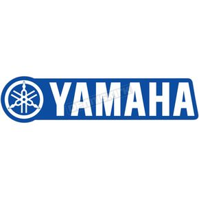 6 in. Yamaha Brand Decal - 40-50-106