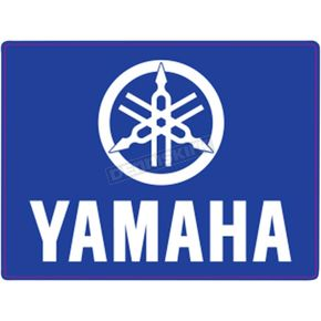 12 in. Square Yamaha Icon Decal - 40-50-110