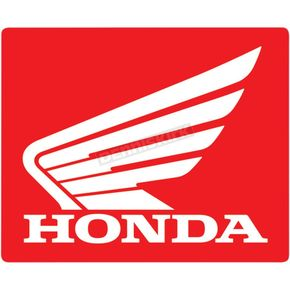 6 in. Square Honda Icon Decal - 40-10-109