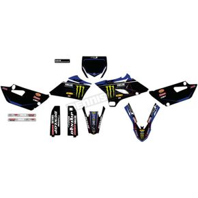 Black Star Racing Complete Graphic Kit - 20-50-120