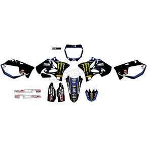 White Star Racing Complete Graphic Kit - 20-50-220