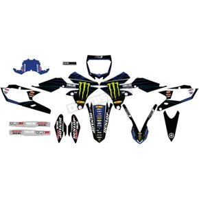 White Star Racing Complete Graphic Kit - 20-50-500