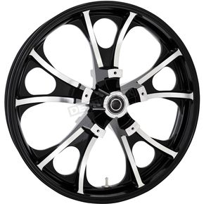 Coastal Moto Front Contrast Cut 21 x 3.5 Largo 3D Wheel for Non-ABS - 3D-LGO213BC