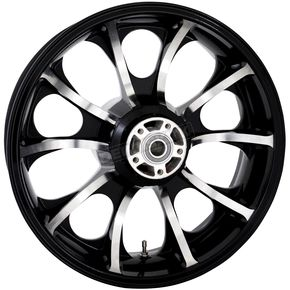 Rear Contrast Cut 18 x 5.5 Largo 3D Wheel for ABS - 0202-2105