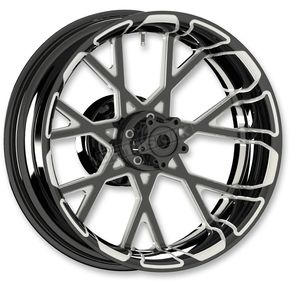 Black Procross 18x5.5 Forged Aluminum Rear Wheel (ABS) - 10101-203-6501
