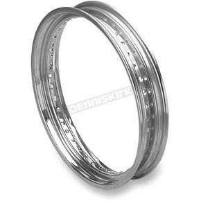 Rolled Edge 2.50x19 Front Rim  - DS-380010