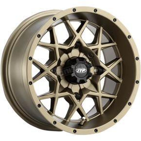 Bronze 14x7 Hurricane Wheel - 1428638729B