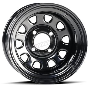 Black Front or Rear 14x7 Steel Wheel - 1422319014B