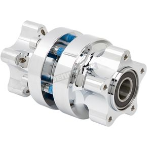 Chrome Front Cartridge Hub - 17-6000-C