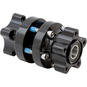Black Rear Cartridge Hub - 17-6516-B