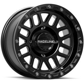 Black Raceline A93 Podium Beadlock 14x7 Wheel - 570-1662