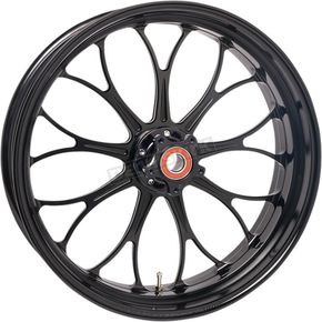 Black Front Revolution 21x3.5 Wheel - 12047106RVNJAPB