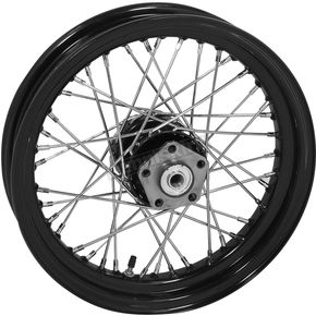 Black Tubeless 16x3.00 40 Spoke Front/Rear Wheel - 51714